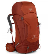 Osprey Kestrel 58 Dragon Red M/L