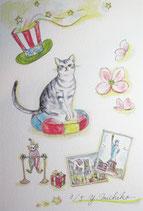 吉池三智子の猫の故郷2