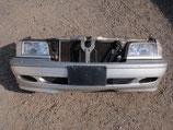 На Мерседес W202, 1993-2000 г.в. - передняя часть (носкат) автомобиля, оригинал, б/у.