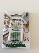MADEIRA Sticknadel für Metallgarne