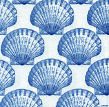 "PAVIOT Papierservietten ""St. Jaques bleu"" 25x25cm"