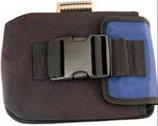Set, 2 Bleitaschen von Polaris mit separaten abwerfbaren Einsätzen, passend für alle Backplates