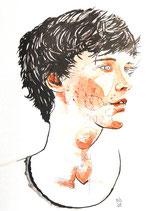 Gregor Art Print