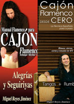 PACK Flamenco Tools I and Flamenco Tools for Beginners