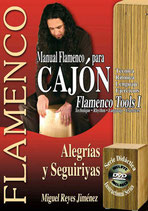 Flamenco Tools I (Manual Flamenco para Cajón)