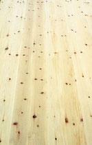 Binderholz 1-Schicht-Massivholzplatte Zirbe A/B 4000 x 1220 x 20 mm