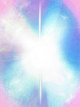 """Engels-Energiekarte """"Das Licht der Engel"""""""