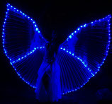 LED Isis Wings Blau