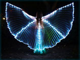 B-Ware: LED Isis Wings Weiß