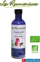 Hydrolat Rose de Mai Bio 200 ml
