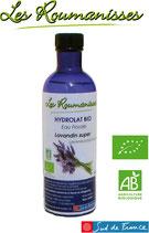Hydrolat Lavandin super Bio 200 ml
