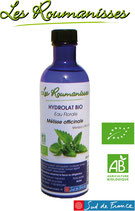 Hydrolat Mélisse officinale Bio 200 ml