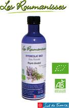 Hydrolat Thym linalol Bio 200 ml