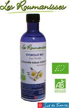 Hydrolat Camomille bleue Matricaire Bio 200 ml