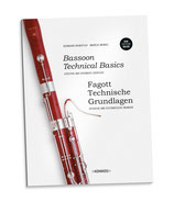 Bassoon Technical Basics / Fagott Technische Grundlagen