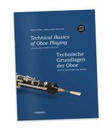 Technical Basics of Oboe Playing Junior Edition / Technische Grundlagen der Oboe Junior Edition