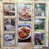 Multi Picture frame - for formats approx. 13x18, 21x26, 21x34