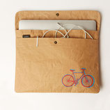 City Bikes Laptop Sleeve