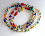 Paper - Bead Necklace