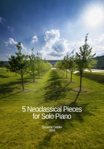 5 Neoclassical Pieces for Solo Piano
