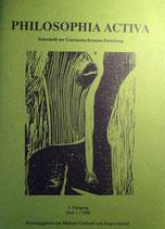 Zeitschrift: ›Philosophia Activa. Zeitschrift der Constantin-Brunner-Forschung‹, 11 Hefte (1990-94), Jg. 1 hrg. Michael Czelinski u. Jürgen Stenzel, ab Jg. 2 hrg. Michael Czelinski u. Thomas Erkelenz
