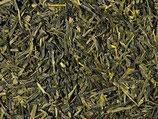 AHUM´s Sencha Vanille, BIO, 80 g,  natürlich aromatisiert ,in zeitgemäßer Kraftpapier- Tüte