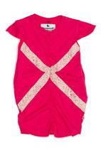 Cross Bubble Dress - Shampoodle
