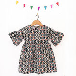 Bohemian Afternoon Dress - Les Petits Vagabonds