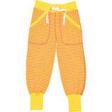 Pantalon long jaune/cerise - Geggamoja