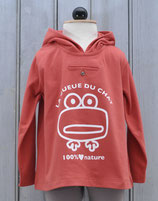 Sweatshirt Saint Malo -  La Queue du Chat