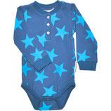 Body granpa blue star turquoise  - Geggamoja