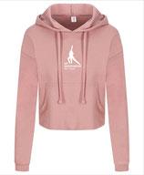 DKDH Cropped hoodie
