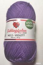 Lieblingsfarben NO. 2 Fb. 2630