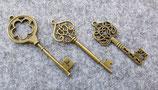 Schlüssel Set 3