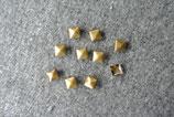 Stecknieten Mini Quadrat