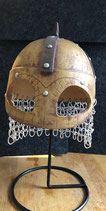 Wikinger Brillenhelm Latex