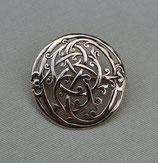 Brosche keltisch Filigran