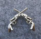 Gekreuzte Pistolen