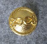 Knopf gold Klammer