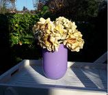 Vase lila