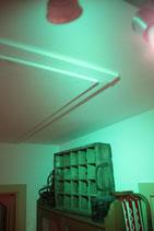Grün Filter - Farbfolie für Innen und außen, um Pflanzen einen grünen, natürlichen Glanz zu verleihen - Farbfolie 29cm x 20cm (088)