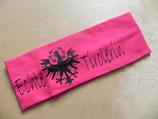 Echte Tirolerin pink/schwarz