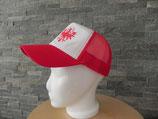 Trucker Adler rot/weiß/rot