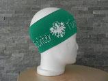 Echter Tiroler smaragd/weiß