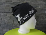 Tiroler Madl Hirsch schwarz/weiss