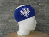 Adler royalblau/weiss
