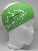 Bergsteiger grasgrün/weiss