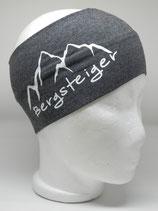 Bergsteiger dunkelgrau/weiss