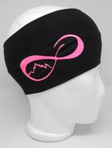 Headband UnendlichBerge schwarz