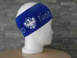 Echter Tiroler royalblau/weiß